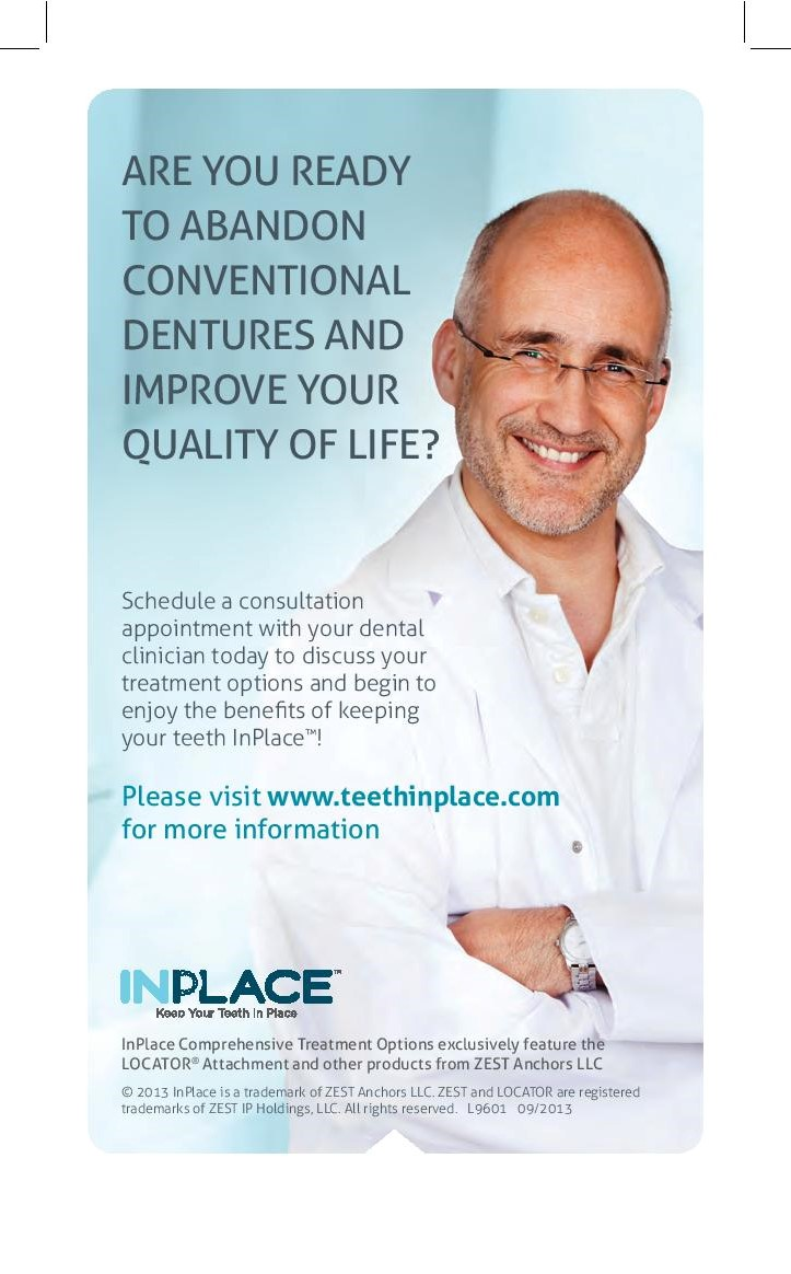 InPlace™ brochure from Smiles of Tulsa